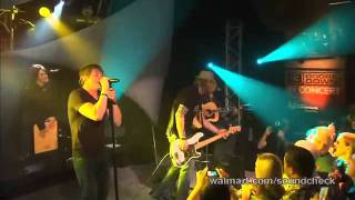 3 doors down let me be myself live at walmart soundcheck 7 of 7