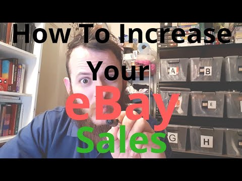 How To Increase Your EBay Sales In Australia. It's So Simple
