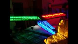 RC Night flyer airplane LED wiring The Build How to. and  where to get the LED's