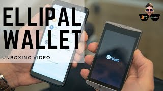 Ellipal Crypto Hardware Wallet: Unboxing Video