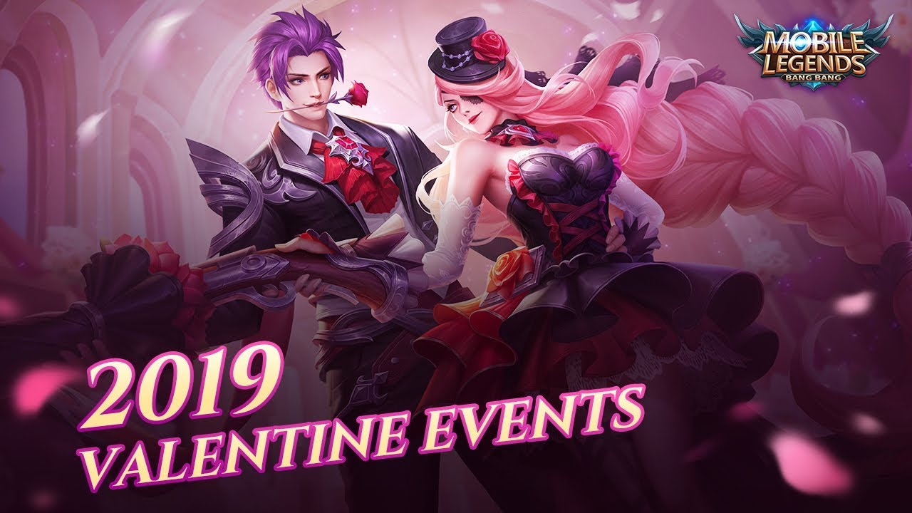 2019 Valentine skin | Dangerous Laison & Dangerous Love | Mobile Legends: Bang Bang!