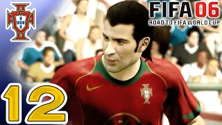 FIFA 06: Road To FIFA World Cup - vs Portugal (H) - Part 12
