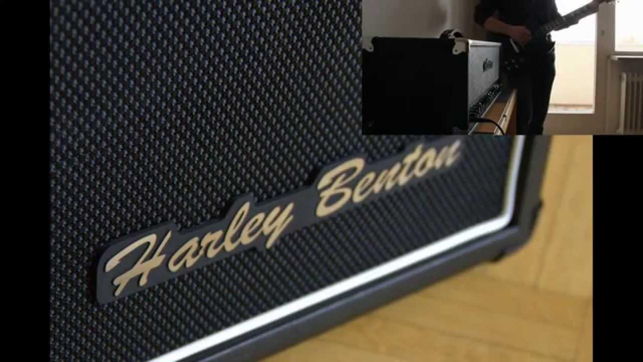harley benton g112 vintage cabinet youtube. Black Bedroom Furniture Sets. Home Design Ideas