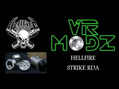 HELLFIRE STRIKE by Attsmith with a single coil tutorial build thumbnail