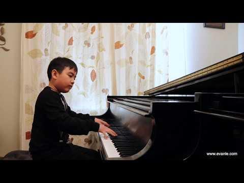 Frederic Chopin's Fantaisie-Impromptu (Evan Lê)