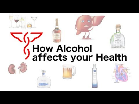 How Alcohol affects your Health - Episode 4