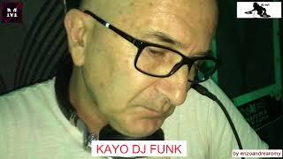 KAYO Dj Funk - solo musica funky-disco, solo vinile