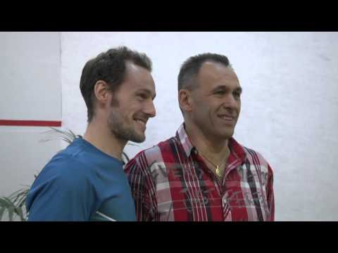 Grégory Gaultier au Sport Club 90