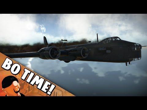 War Thunder - We try the Short Stirling