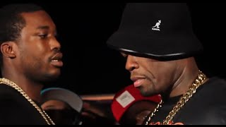 50 Cent Tells Meek Mill He'll F*ck Up Some Dudes that Meek Hangs With!