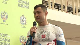 Сюжет о проекте «Команда «Спорт - норма жизни» на телеканале «6ТВ Хабаровск»