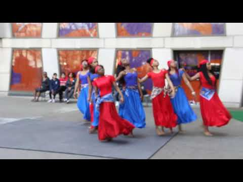 The Africa Center Dance Performance 4-13-19