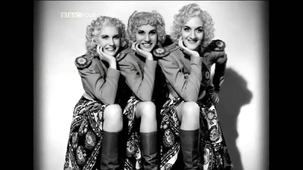 the story of the andrews sisters part 2 youtube