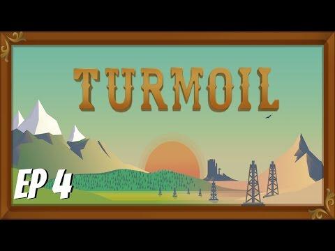 Turmoil Gameplay- Episode 4- Drilling for Rocks in the Desert