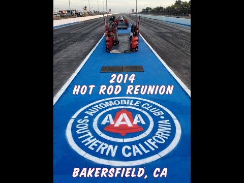 Hot Rod Reunion Bakersfield, 2014