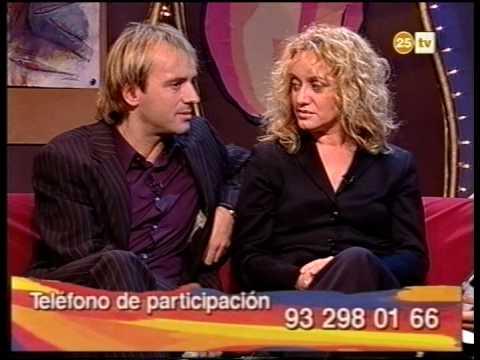 Elizabeth Castro & Ricardo Miranda - TV - Entrevista