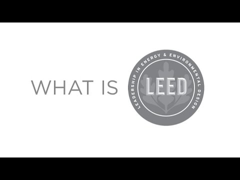 What is LEED?