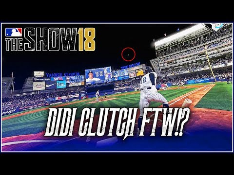First LIVE STREAM On TWITCH!   MLB THE SHOW 18