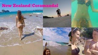Coromandel Peninsula, New Zealand |Travels with my Boyfriend Vlog