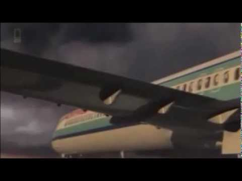 Northwest Airlines 255 Crash Animation