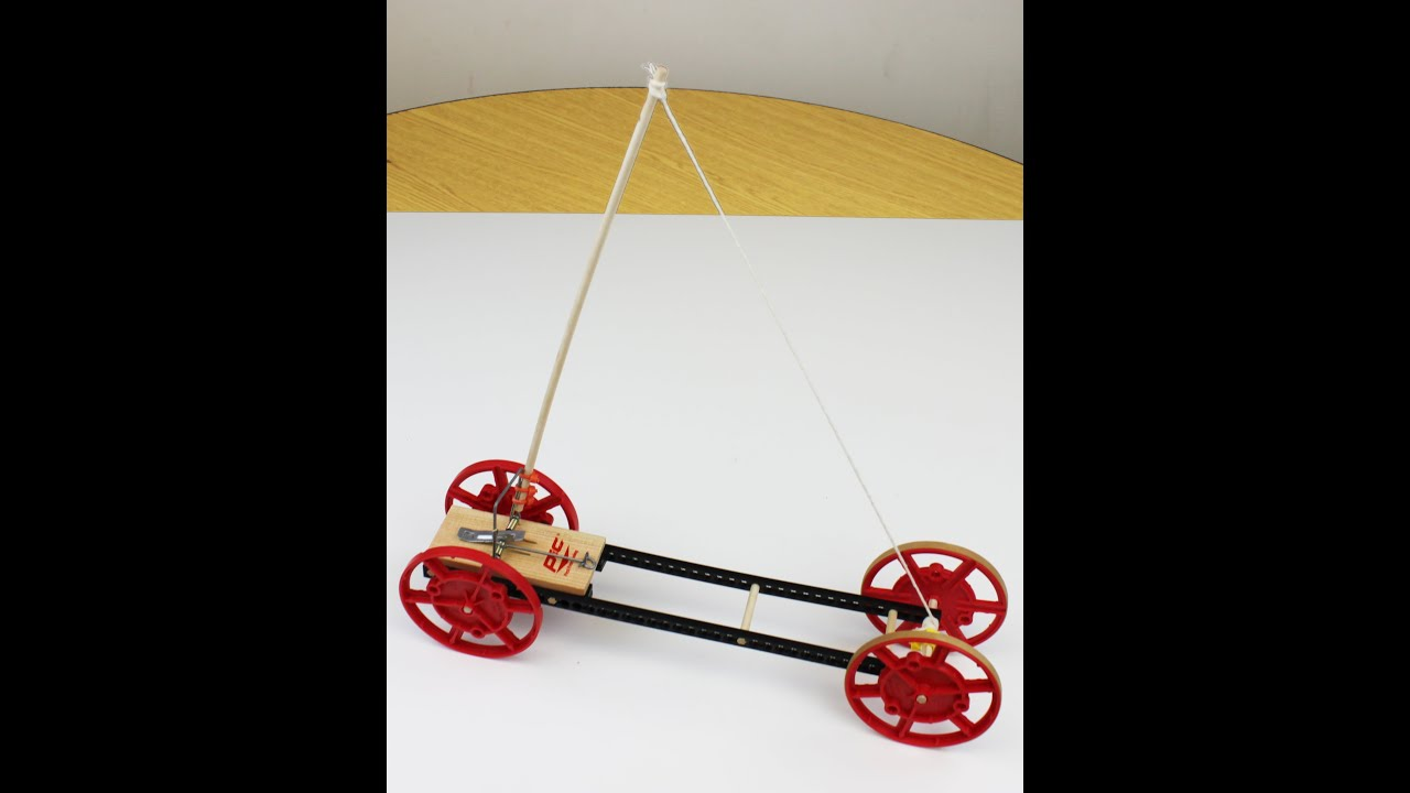 Teachergeek Mousetrap Vehicle Build Youtube