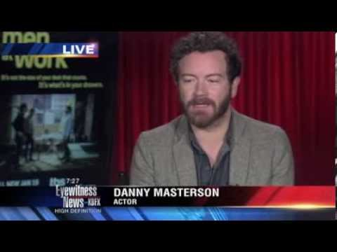 Danny Masterson from 'That 70s Show' talks about his latest project