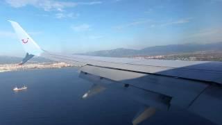 Thomson Airways - Landing at Palma Mallorca