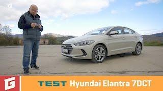 Hyundai Elantra 1,6 CRDi 7 DCT TEST GAR .TV Raso Chv la