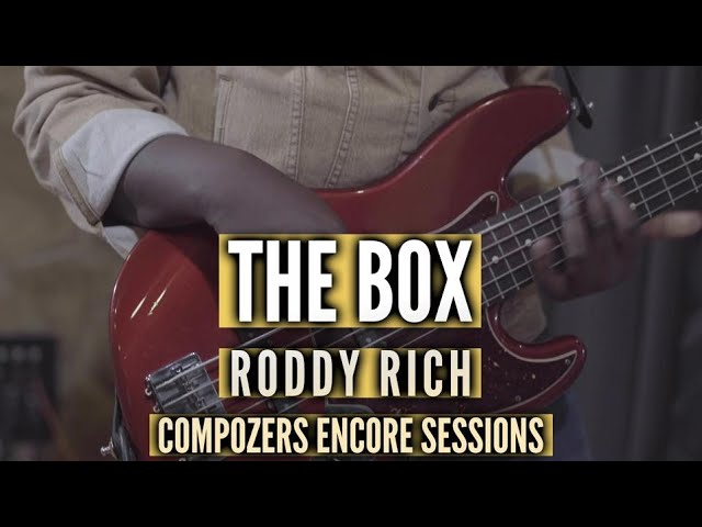 Roddy Ricch - The Box  Compozers Encore Sessions  Chords