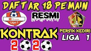 Download lagu PERSIK KEDIRI RESMI TEKEN KONTRAK 18 PEMAIN TERBARU