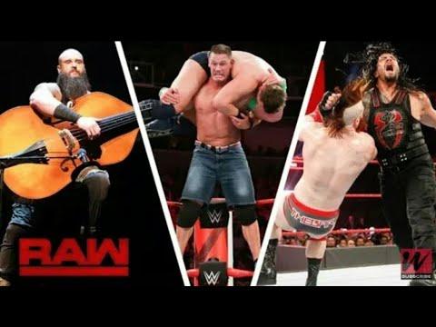 WWE Raw 12 February 2018 Highlights HD | WWE Raw 12/02/2018 Highlights HD