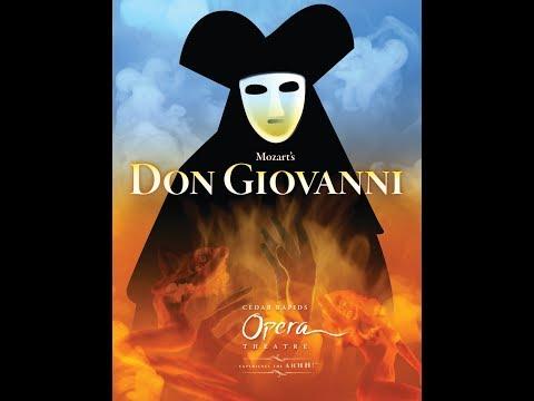 Don Giovanni Mozart The Commendatore Scene