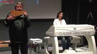 Claudia Hirschfeld + Horea Crishan - Der einsame Hirte - James Last Live