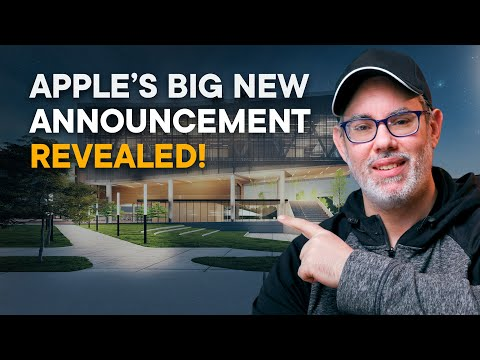 And Apple's Big New Announcement is...! #shorts