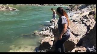 Video Fil-Am swept away in strong river current download MP3, 3GP, MP4, WEBM, AVI, FLV Januari 2018