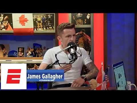 [FULL] James Gallagher interview | Ariel Helwani's MMA Show | ESPN