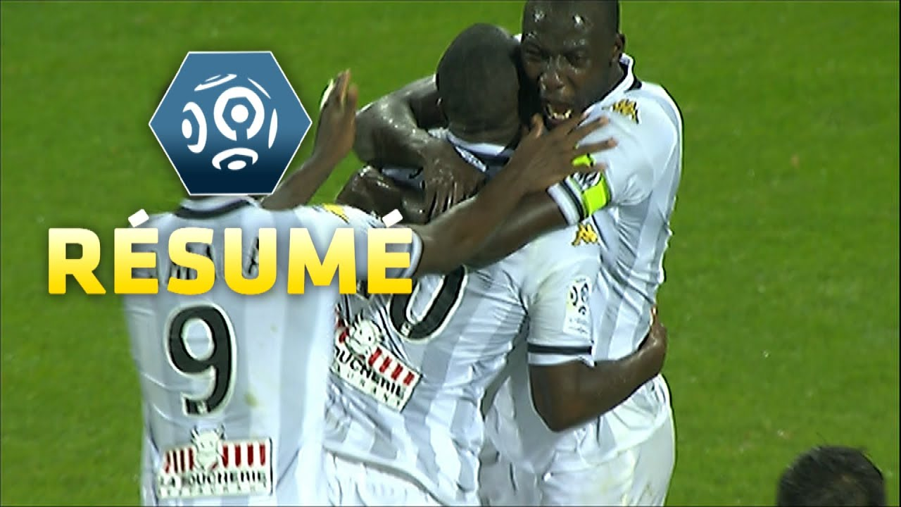 Resume ligue 1 1ere journee