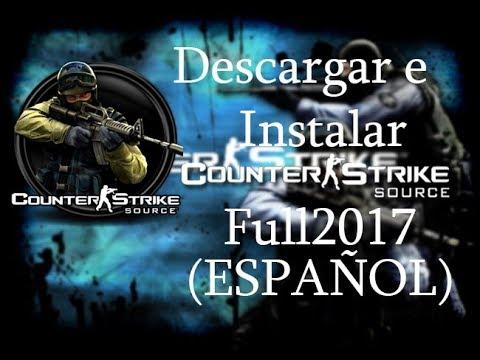 Como descargar Counter Strike Source |2017|Full|Español|Mega