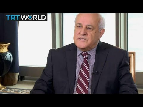 One on One: Interview with Riyad Mansour, Palestinian Ambassador to the UN