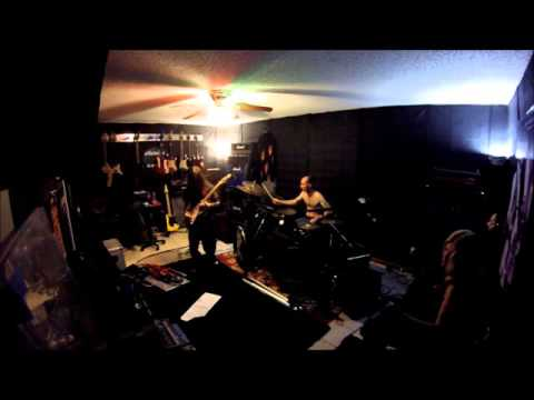 """Mikey Cunningham & the Aftermath's cover of Joe Satriani's """"Crystal Planet"""""""