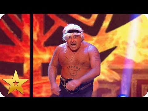 FIRST LOOK: Are you ready for Stavros Flatley?! | BGT: The Champions