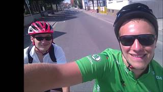 Notre voyage jusqu'en Suisse (Belgique-Suisse à vélo)