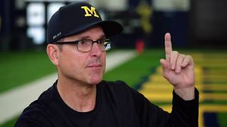 Harbaugh constantly looking for improvement   ESPN