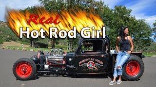 Real Hot Rod Girl