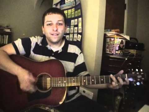Forever by Chris Tomlin - Acoustic Cover