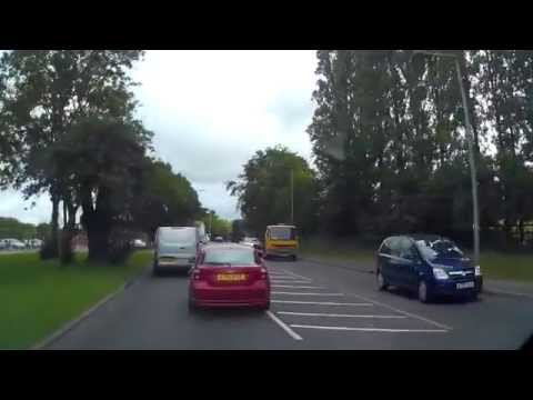 ROAD RAGE Aggressive TOWIE Drivers Essex Brentwood! EY13PRX EJ56 KGE