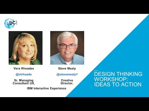 World IA Day DC 2017 - Design Thinking Workshop