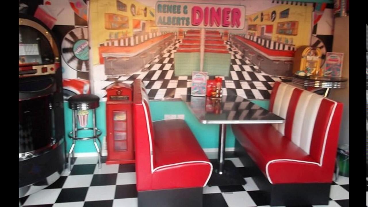 American Diner Kitchen Designs Youtube