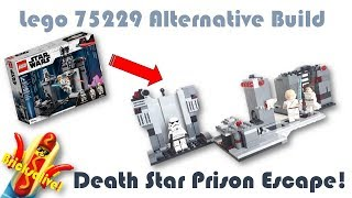 Lego Star Wars 75229 Alternative Build - Death Star Prison Cell! + Building Instructions!