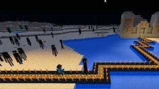 Minecraft - The End of the World - Machinima - Part 2 - Skit